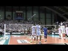 Sir Safety Perugia - Lube Banca Macerata (last points)