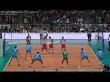 Zenit Kazan - Resovia Rzeszów (Highlights)