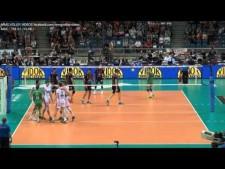 Trentino Volley - Lube Banca Macerata (Highlights)