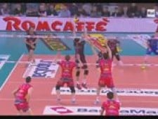 Micah Christenson in match Lube - Perugia