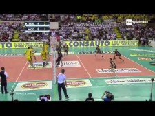 Sir Safety Perugia - Modena Volley (Highlights)