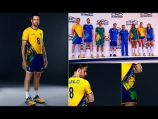 Brazil National Team new Jersey in 2016