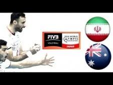 Iran - Australia (Highlights)