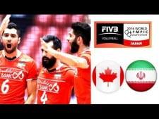 Canada - Iran (Highlights)