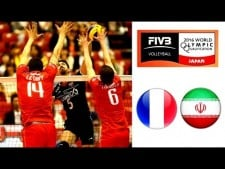 Iran - France (Highlights)