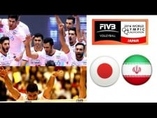 Japan - Iran (Highlights)