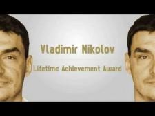 European Volleyball Gala 2016: Awards - Vladimir Nikolov