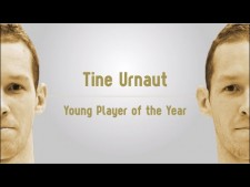 European Volleyball Gala 2016: Awards - Tine Urnaut