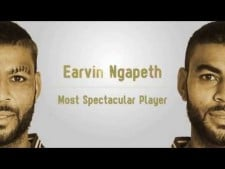 European Volleyball Gala 2016: Awards - Earvin N'Gapeth