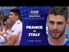 France - Italy (Highlights)