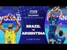 Brazil - Argentina (Highlights)
