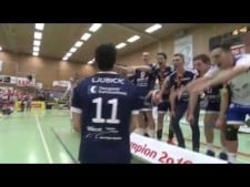 Volley Amriswil - Lausanne UC (Highlights)