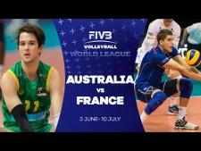 Australia - France (Highlights)