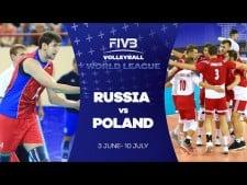 Russia - Poland (Highlights)