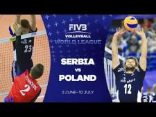 Serbia - Poland (Highlights)