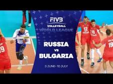 Russia - Bulgaria (Highlights)