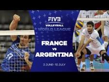 France - Argentina (Highlights)