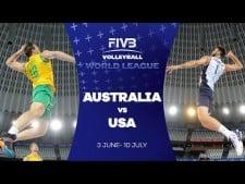 USA - Australia (Highlights)