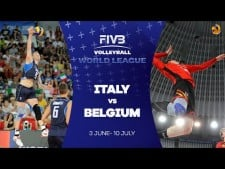 Italy - Belgium (Highlights)