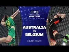 Australia - Belgium (Highlights)