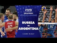 Argentina - Russia (Highlights)