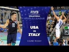 USA - Italy (Highlights)