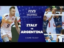 Italy - Argentina (Highlights)