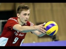 TOP10 aces by Mateusz Bieniek in World Cup 2015