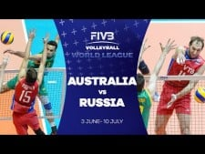 Australia - Russia (Highlights)
