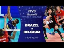 Brazil - Belgium (Highlights)
