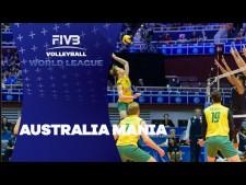 Lincoln Williams amazing action (USA - Australia)