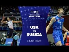 USA - Russia (Highlights)