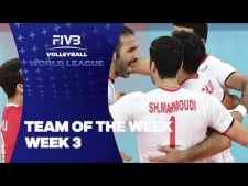 Best players of World League 2016 (3rd week)