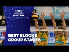 Best blocks in World League 2016 Intercontinental Round