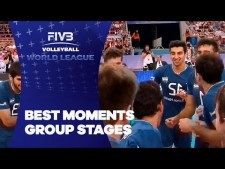 Best moments in World League 2016 Intercontinental Round