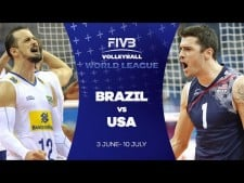 Brazil - USA (Highlights)