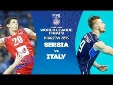 Serbia - Italy (Highlights)