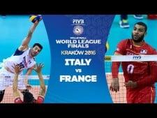Italy - France (Highlights)