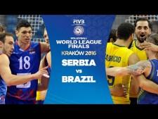 Serbia - Brazil (Highlights)