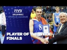 Marko Ivović in World League 2016 Final Six