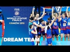 Best players of World League 2016 Final Six