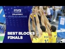 Best blocks in World League 2016 Final Six (Highlights)