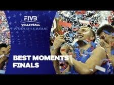 Best moments in World League 2016 Final Six