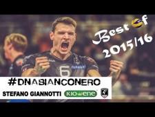 Stefano Giannotti in Serie A 2015/16
