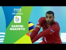 Earvin N'Gapeth in The Olympics 2016 (Trailer)