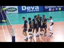 Yoandy Leal amazing pipe (Poland - Cruzeiro)