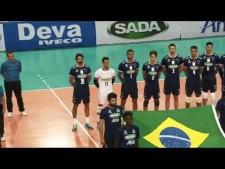 Sada Cruzeiro Volei - Poland (full match)
