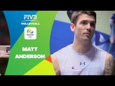 Road to Rio 2016: Matthew Anderson