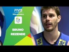 Road to Rio 2016: Bruno Rezende