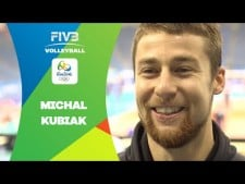 Michał Kubiak interview before The Olympics 2016